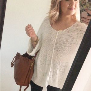 Aerie knitted top